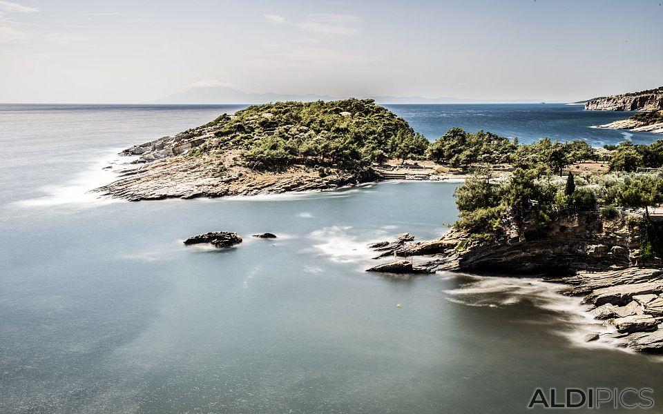Aliki Bay