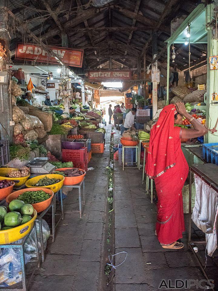 Lonavala Market