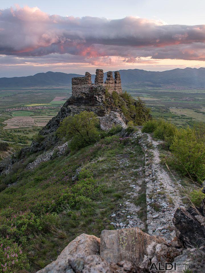 The Anevo fortress