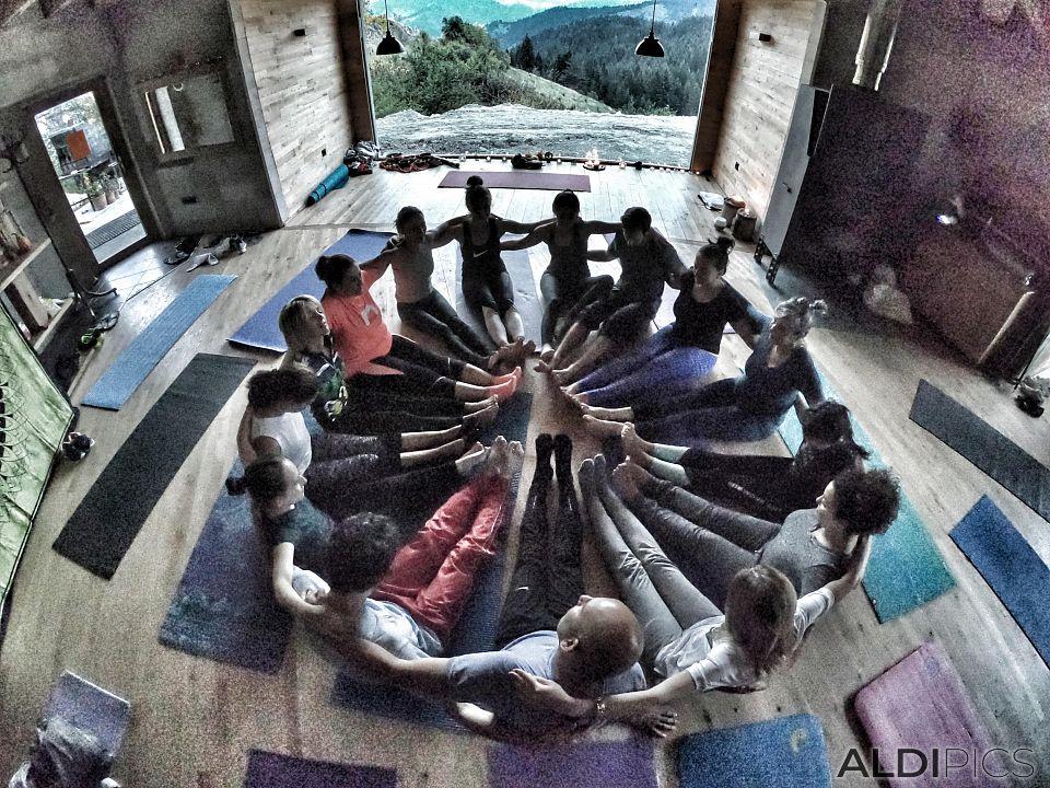 Power ot the circle